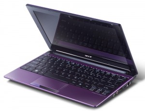 ACER Aspire ONE Purple