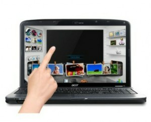 Acer Aspire AS5738PG Touch Screen