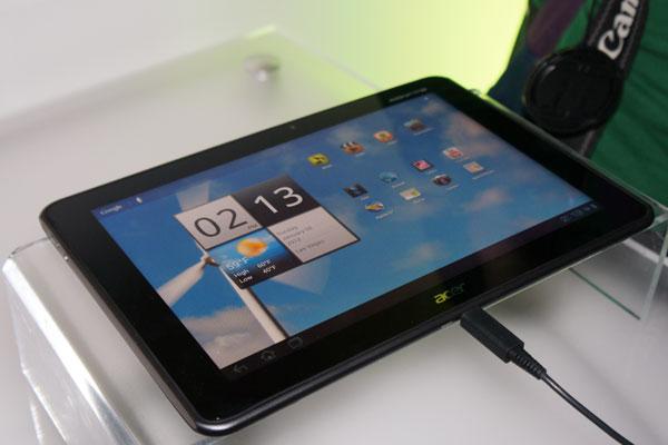 Acer Iconia Tab A700 – нов таблет с Full HD екран