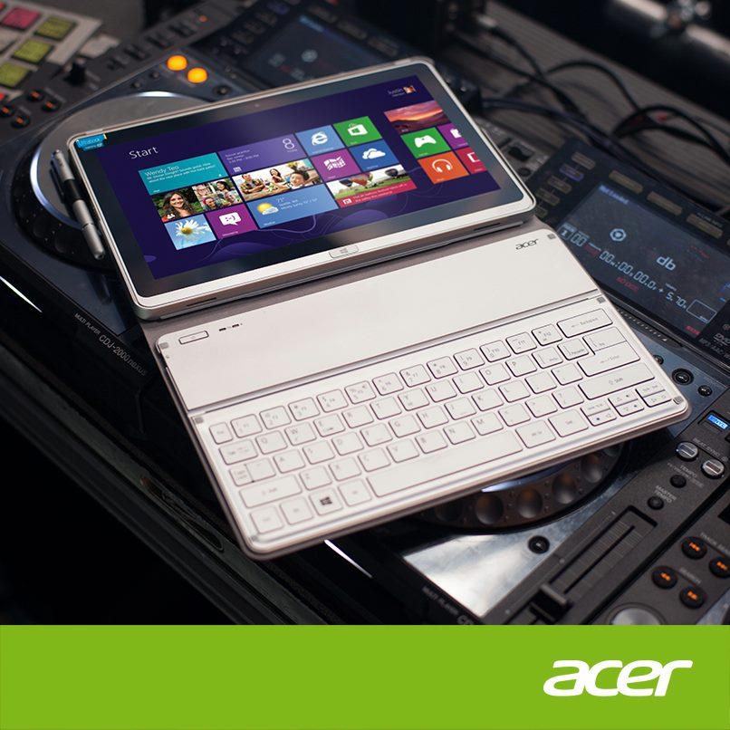 Acer Aspire P Series Hybrid Ultrabook